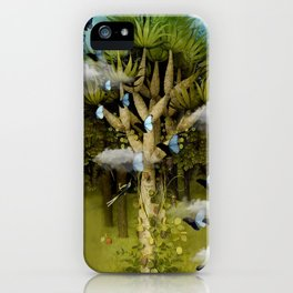 """""""The Bosch Spring"""" iPhone Case"""