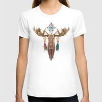 moose T-shirts featuring moose by Manoou