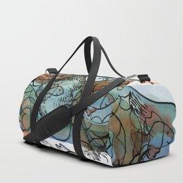 Life on the Earth Duffle Bag