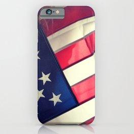 America the Beautiful iPhone Case