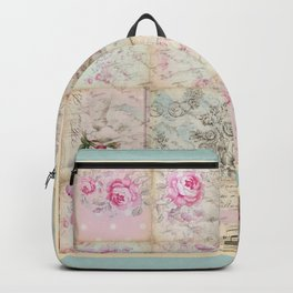 Shabby Chic 1 Backpack