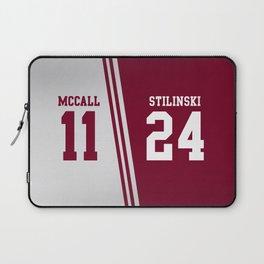 McCall & Stilinski Laptop Sleeve