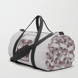 Front Skull Duffle Bag