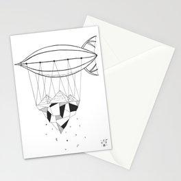 Flying Pharao. Stationery Cards