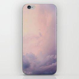 summer sky vii iPhone Skin