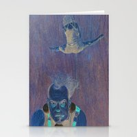 circus Stationery Cards featuring Circus by Art-Ist by Anne Risum