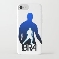 zlatan iPhone & iPod Cases featuring Zlatan Ibrahimovic by Sport_Designs