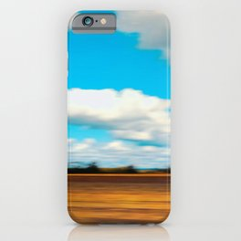 Surreal Countryside 1 iPhone Case