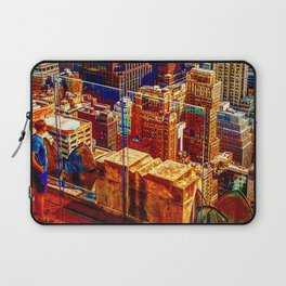 Tommy's Town Laptop Sleeve