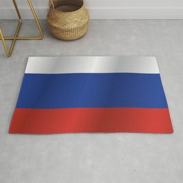Flag of Russia Rug