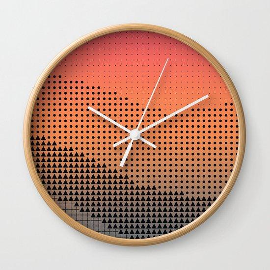 synegryde Wall Clock