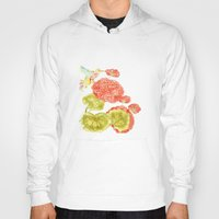 hummingbird Hoodies featuring Hummingbird by Thesecretcolors