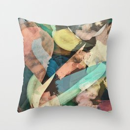 Give me all your candies Throw Pillow