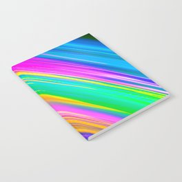mint saturn Notebook
