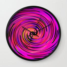 Rotating in Circles Series 02 Wall Clock