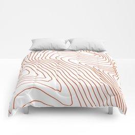 Contours I Comforters