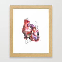 H1 Framed Art Print