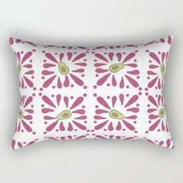 Avocado. Rectangular Pillow