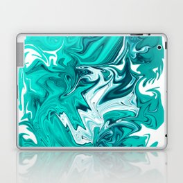 ABSTRACT LIQUIDS XXVII Laptop & iPad Skin