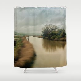 American River Shower Curtain