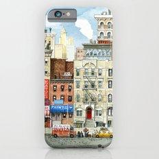 Physical Graffiti Building iPhone 6s Slim Case