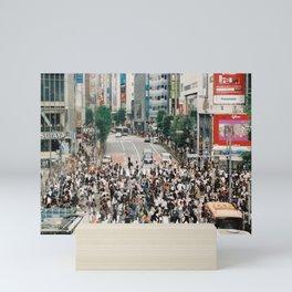 Shibuya Crosssing Mini Art Print
