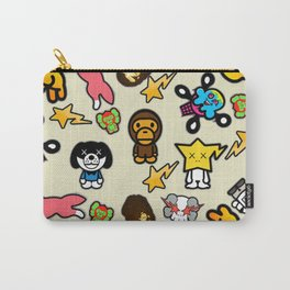 Bathing Ape Carry-All Pouch