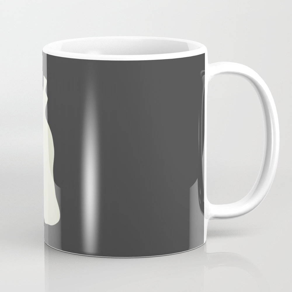 Fashion Designer Icons: Calvin Klein Mug by Caligrafica MUG8826797
