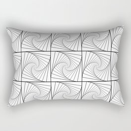 Psychedelic Rectangular Pillow