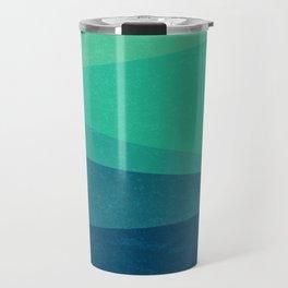 Stripe VIII Minty Fresh Travel Mug