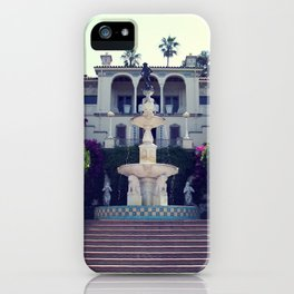 CASA DE SOL iPhone Case
