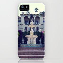 CASA DE SOL iPhone Case