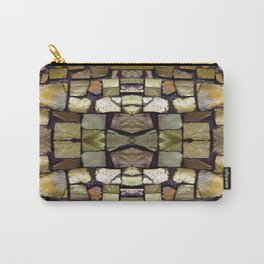 Golden Tesserae of St. Peter's Carry-All Pouch