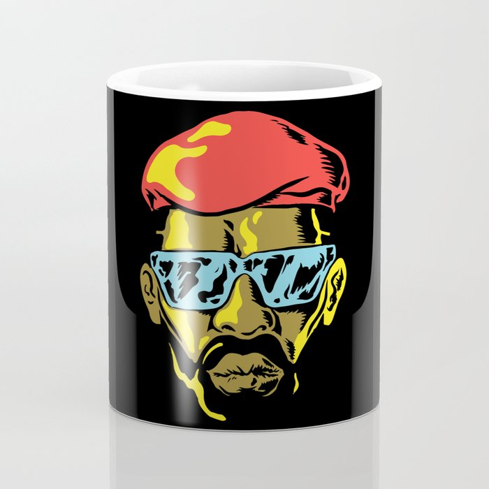 Major Lazer Coffee Mug