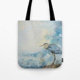 Shore Bird 8664 Tote Bag