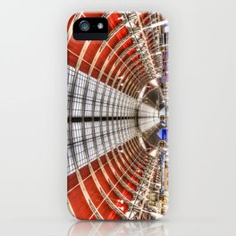 Paddington Station London iPhone Case