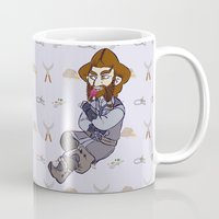 nori Mugs featuring Lollipop Time by BlueSparkle