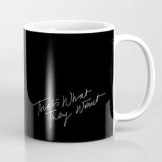 WHATEVER YOU DO /handtest/ Coffee Mug