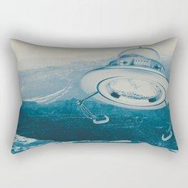UFO III Rectangular Pillow