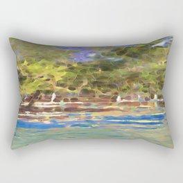 Spirit Forest Rectangular Pillow