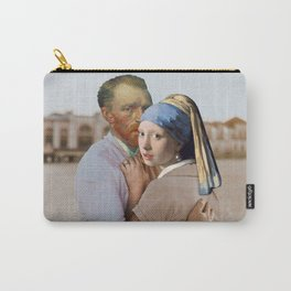 Art at first sight Carry-All Pouch