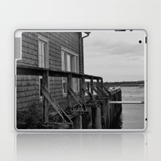 Mossy Pier Laptop & iPad Skin