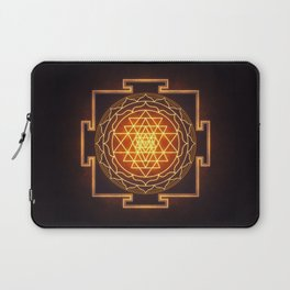 Sri Yantra XI Laptop Sleeve