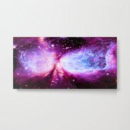A Star is Born Nebula Metal Print