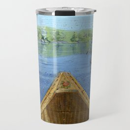 canoe bow Travel Mug