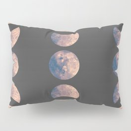 Moon Phases Pillow Sham