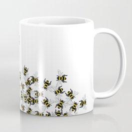 Swarm of Bees  Coffee Mug
