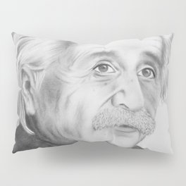 Albert Einstein Pillow Sham