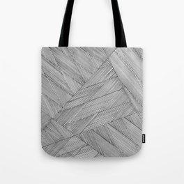 Anglinear Tote Bag