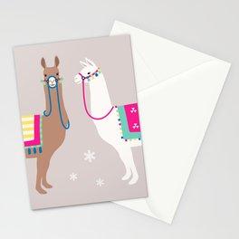 Drama Llama Stationery Cards